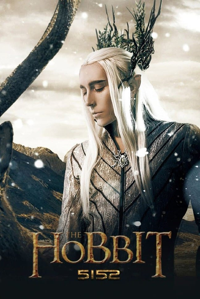 Russian Cosplay: Thranduil (The Hobbit: An Unexpected Journey)