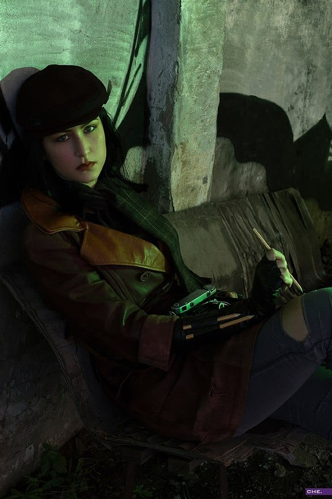 Russian Cosplay: Piper Wright (Fallout 4)