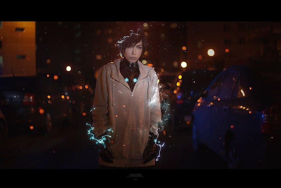 Russian Cosplay: Joichiro Nishi (GANTZ)