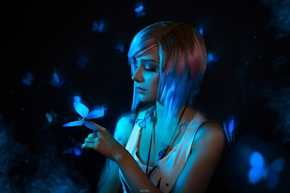 Russian Cosplay: Chloe Price (Life is Strange) ver. 2