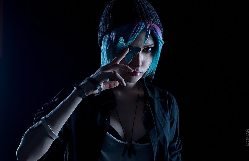 Russian Cosplay: Chloe Price (Life is Strange)