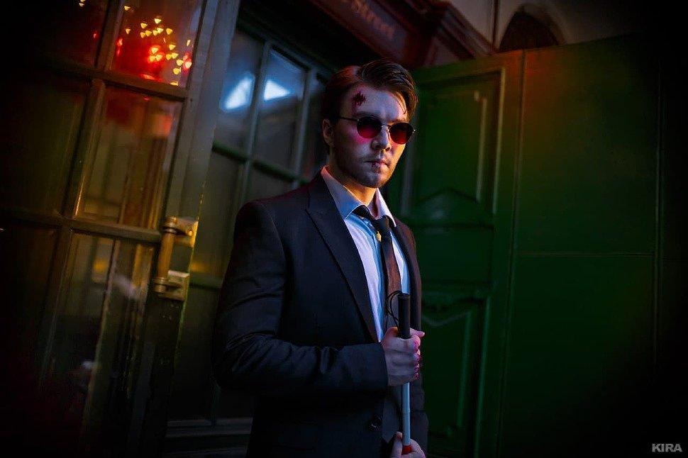 Russian Cosplay: Matt Murdock (Daredevil)