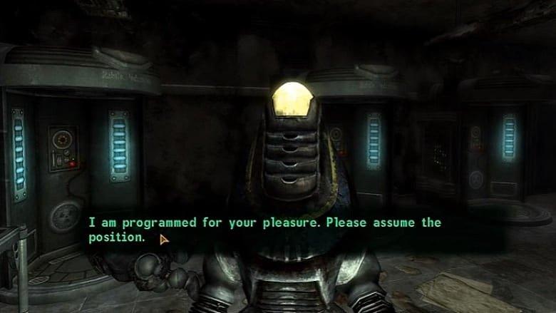 Fallout New Vegas Мод Бордель