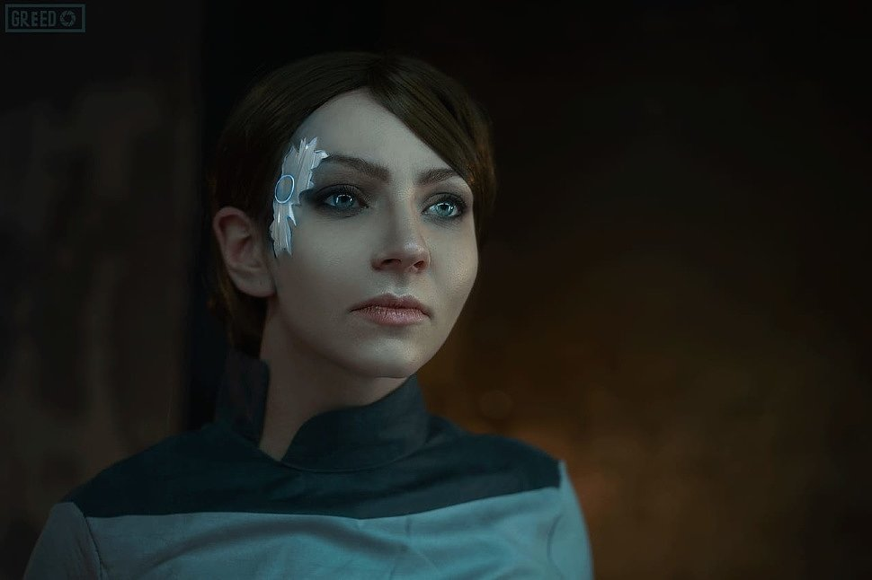 Russian Cosplay: Kara (Detroit: Become Human)