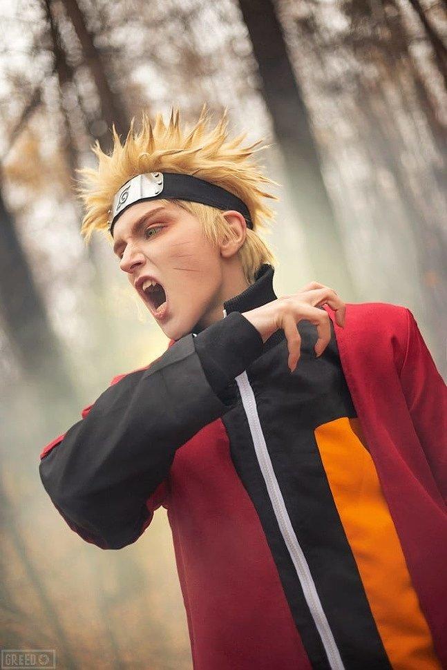 Russian Cosplay: Naruto (Naruto: Shippuuden)