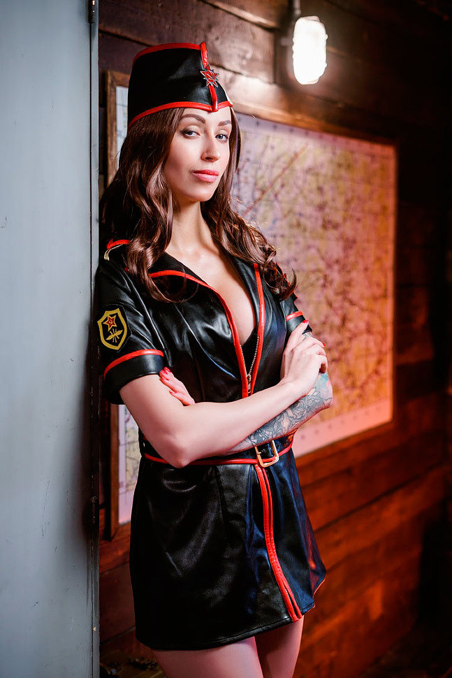 Russian Cosplay: Daria (Command & Conquer: Red Alert 3)