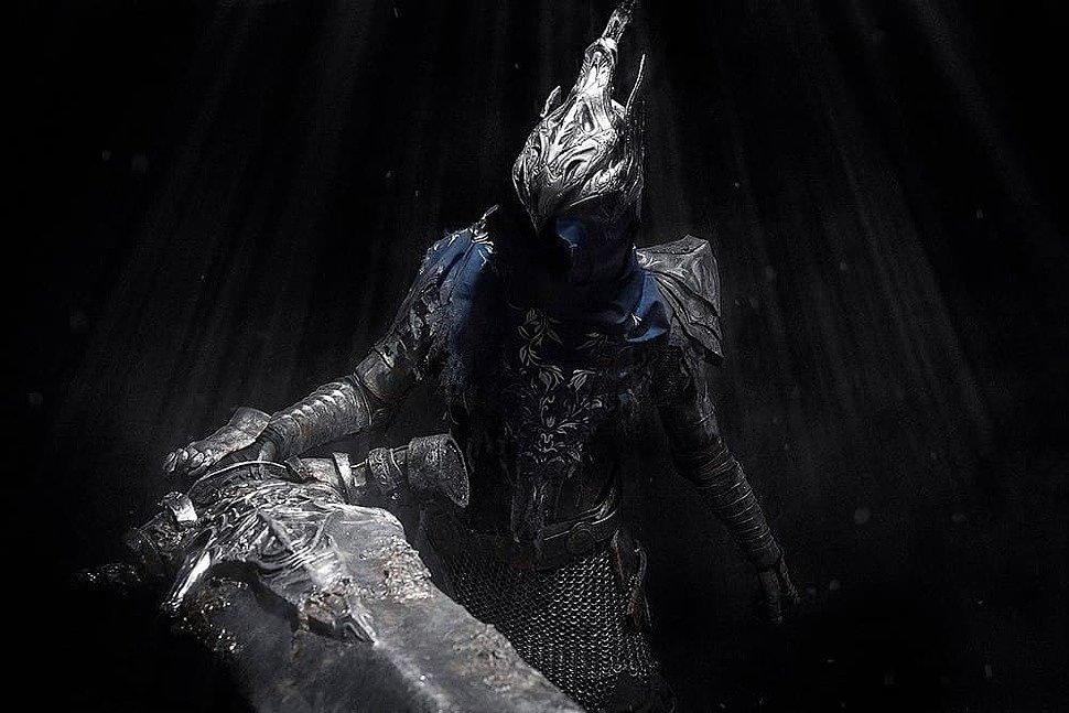 Russian Cosplay: Artorias the Abysswalker (Dark Souls)