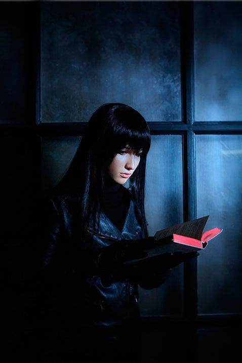 Russian Cosplay: Beyond Birthday, Misora Naomi (Death Note Another Note)