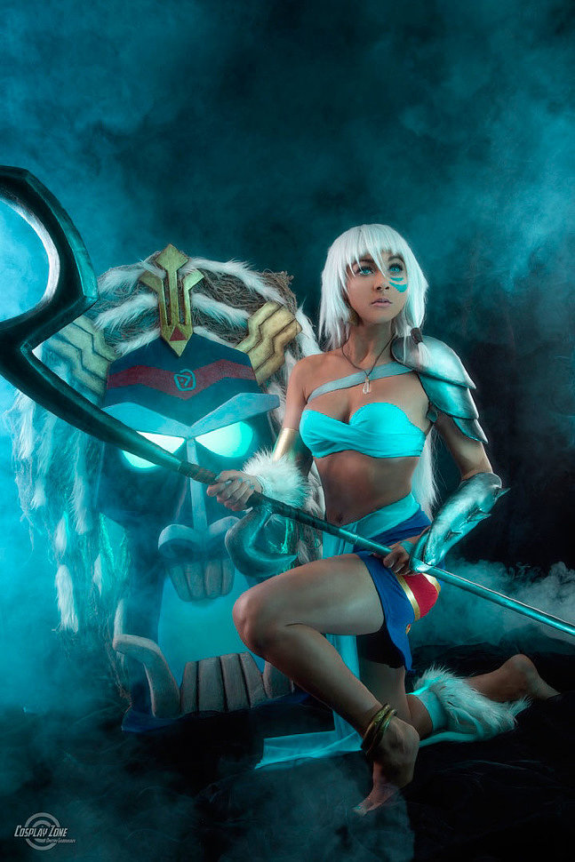 Russian Cosplay: Kida (Atlantis: The Lost Empire)