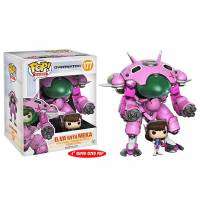 Фигурка POP Games: Overwatch - D.VA & Mech