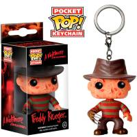Брелок Pocket POP Keychain: A Nightmare on Elm Street - Freddy Krueger