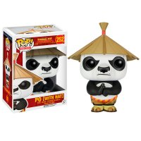 Фигурка POP Movies: Kung Fu Panda - Po with Hat