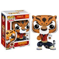 Фигурка Funko POP Movies: Kung Fu Panda - Tigress