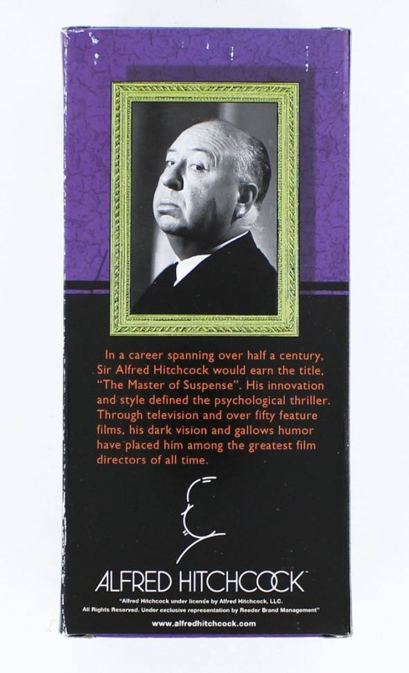 the biography of alfred hitchcock essay