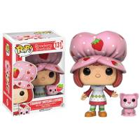 Фигурка POP Animation: Strawberry Shortcake - Strawberry Shortcake & Custard