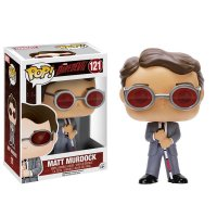 Фигурка POP Marvel: Daredevil TV - Matt Murdock