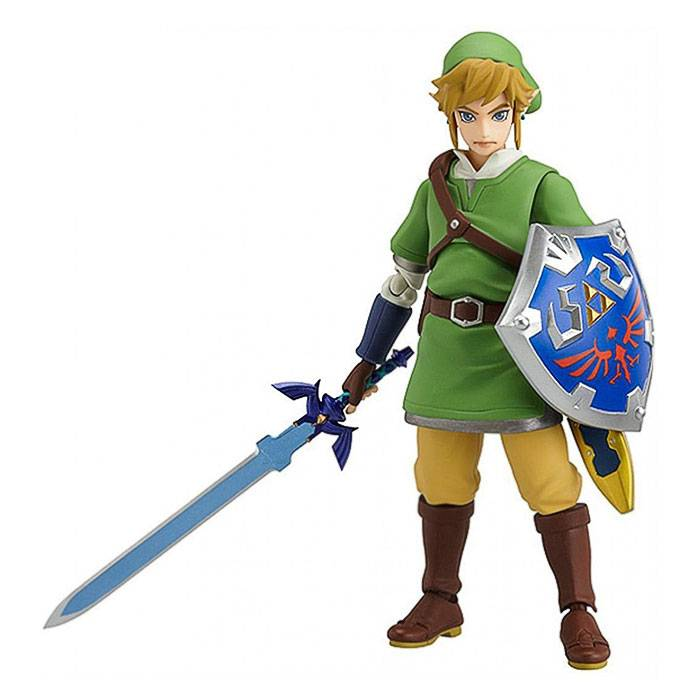 Фигурка The Legend of Zelda Skyward - Sword Link
