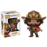 Фигурка POP Games: Overwatch - McCree
