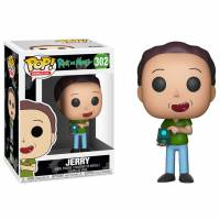 Фигурка POP Rick and Morty - Jerry