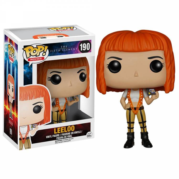 Фигурка POP Movies: The Fifth Element - Leeloo