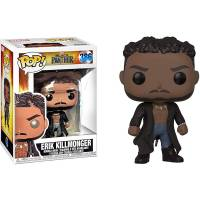 Фигурка POP Marvel: Black Panther - Killmonger with Scar