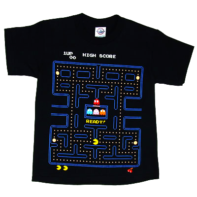 Футболка Pac-Man Ready
