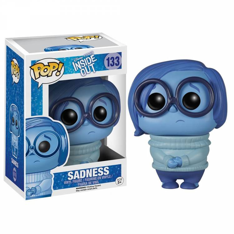 Фигурка POP Disney: Inside Out - Sadness