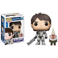Фигурка POP TV: Trollhunters - Jim with Gnome