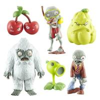 Набор статуэток Plants vs Zombies Set