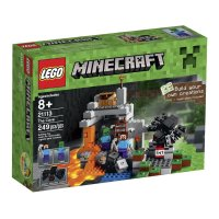 Конструктор LEGO Minecraft The Cave