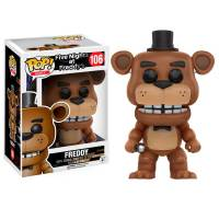 Фигурка POP Five Nights at Freddy's - Freddy Fazbear