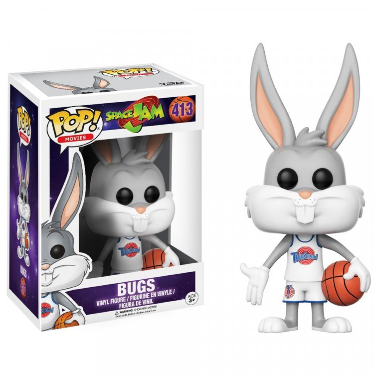 Фигурка POP Movies: Space Jam - Bugs
