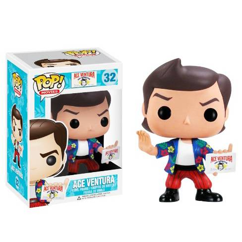 Фигурка POP! Ace Ventura Pet Detective