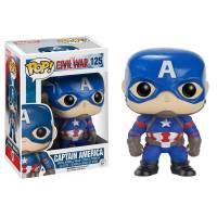 Фигурка POP Marvel: Captain America 3: Civil War - Captain America