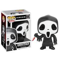 Фигурка POP Movies: Scream - Ghostface