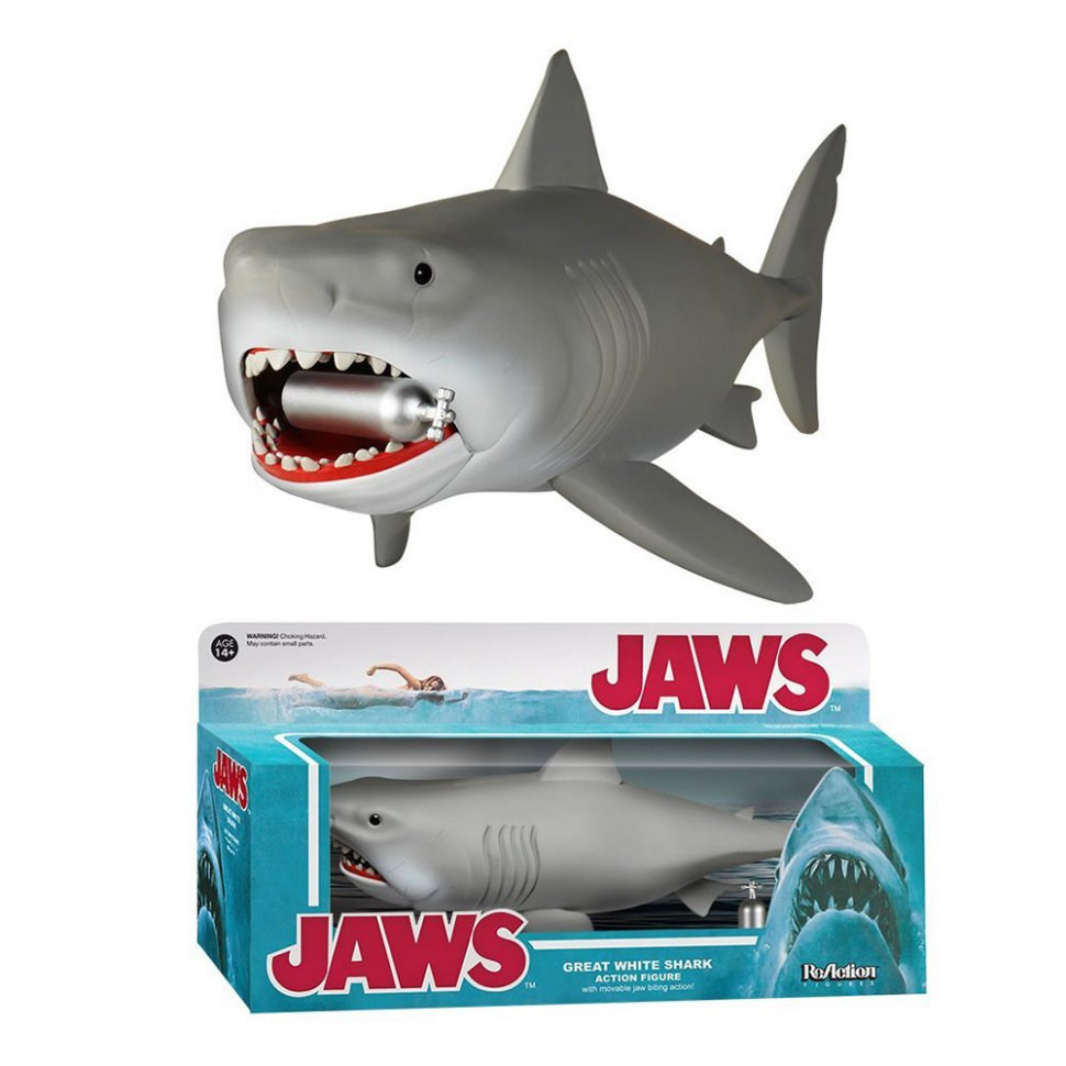 Jaws игрушка акула купить