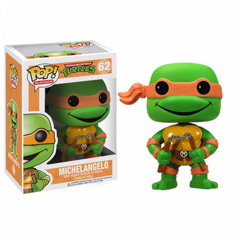 Фигурка POP Teenage Mutant Ninja Turtles - Michelangelo