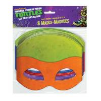 Маски Teenage Mutant Ninja Turtles Masks