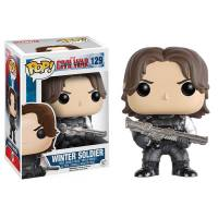 Фигурка POP Marvel: Captain America 3: Civil War - Winter Soldier