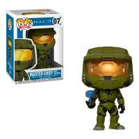 Фигурка POP! Games: Halo - Master Chief with Cortana