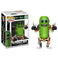Фигурка POP Rick and Morty - Pickle Rick