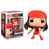 Фигурка POP Marvel 80 Years - Elektra (First Appearance)