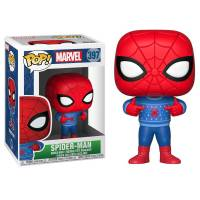 Фигурка POP Marvel: Spider-man - Spider-man (Ugly Sweater)