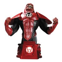 Бюст Heroes Of The Dc Universe Blackest Night - Red Lantern Atrocitus