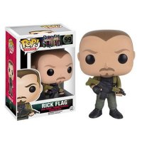 Фигурка POP Movies: Suicide Squad - Rick Flagg