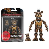 Фигурка Five Nights at Freddy's - Nightmare Freddy