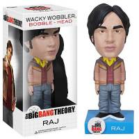 Фигурка Big Bang Theory: Raj Wacky Wobbler