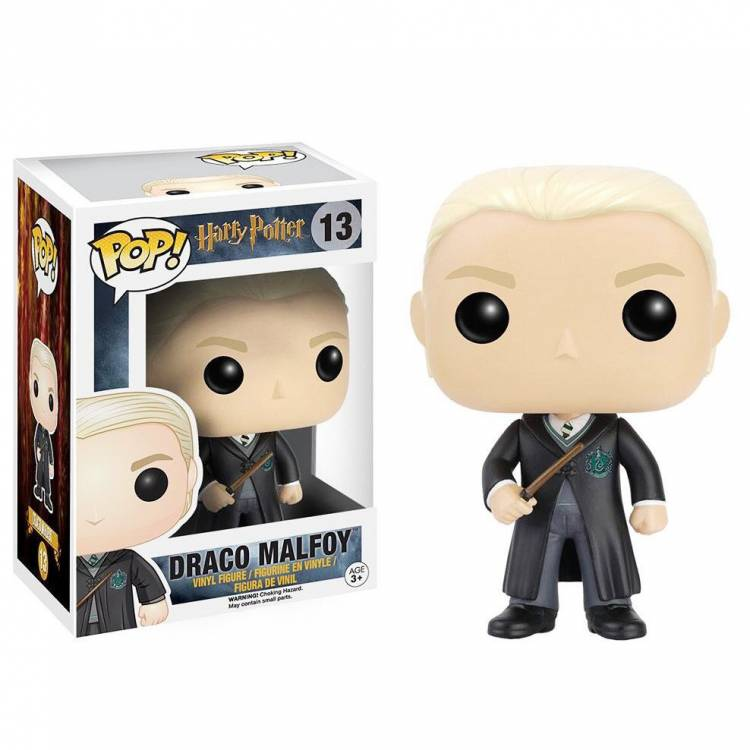 Фигурка Funko POP Harry Potter - Draco Malfoy