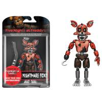 Фигурка Five Nights at Freddy's - Nightmare Foxy