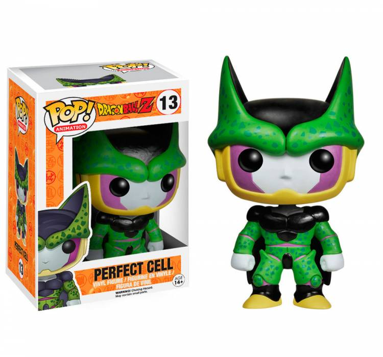Фигурка POP Animation: Dragon Ball Z - Perfect Cell